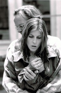 Christine Dunford with Peter Fonda in Ulee's Gold