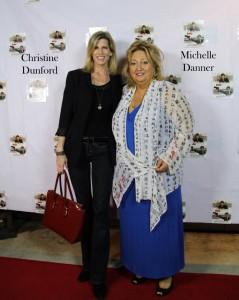 Christine Dunford at the LA premiere of Hello Herman