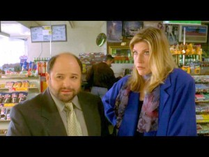 With Jason Alexander in …Date in Queens