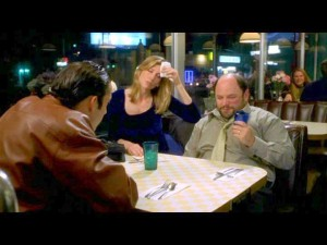 Christine Dunford with Jason Alexander in …Date in Queens